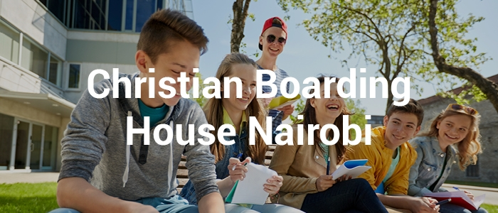 Christian Boarding House Nairobi