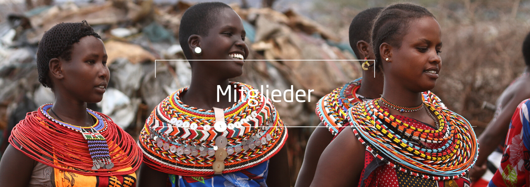 Frauen in Afrika, Text: Mitglieder
